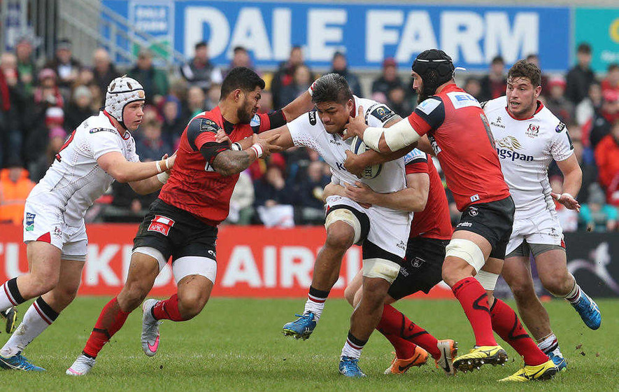 Ulster working on Nick Williams' replacement