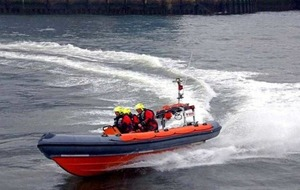 Vandals put Belfast lifeboat out of action for two weeks