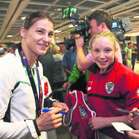 Irish Olympic stars bound for Belfast training camp