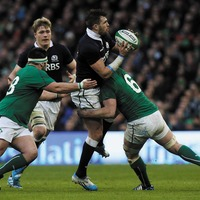 Wasps move 'won't harm Moore's Ireland career'