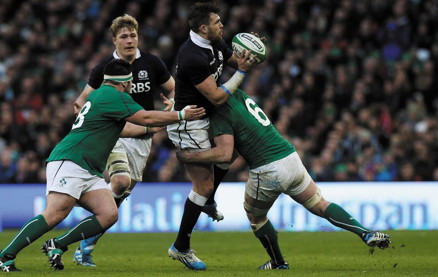 Ireland prop Marty Moore could miss Six Nations campaign