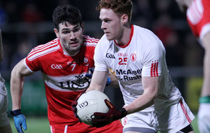 Conor Meyler: Renewed rivalry will drive Tyrone and Derry on