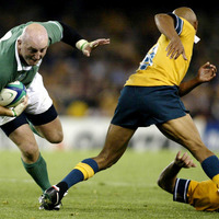 On This Day - Jan 27: Teak-tough Keith Wood landed on Irish soil... thank God...