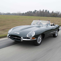 E-Type, Rolls-Royce and F1 star as classics show returns