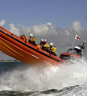 Three people rescued by Larne lifeboat
