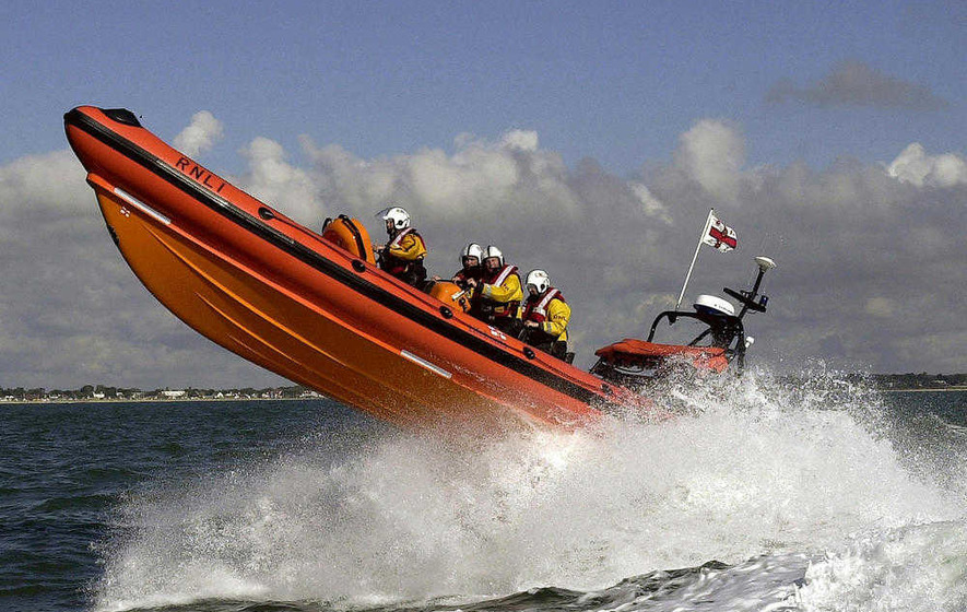 RNLI Lifeboats were launched 269 times in 2015