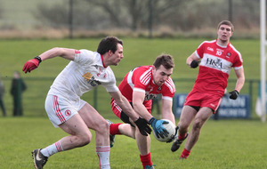 Aidan McCrory aiming to hit new heights with Tyrone