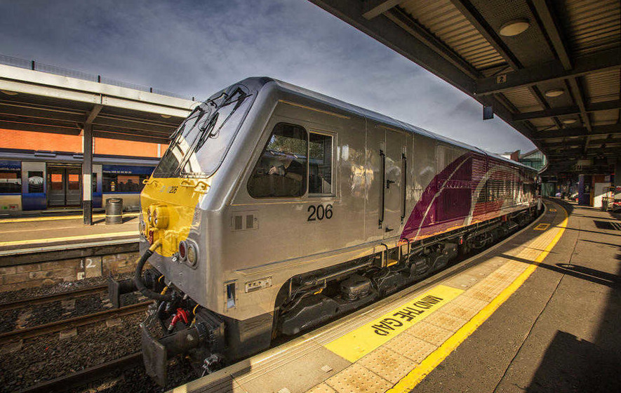 Enterprise door faults never put passengers at risk - Translink