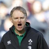 Ireland coach Joe Schmidt says he can't lead Lions to New Zealand