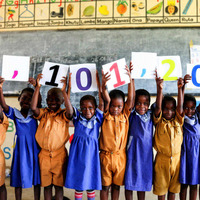 Mary's Meals now feeding 1,101,206 children every school day