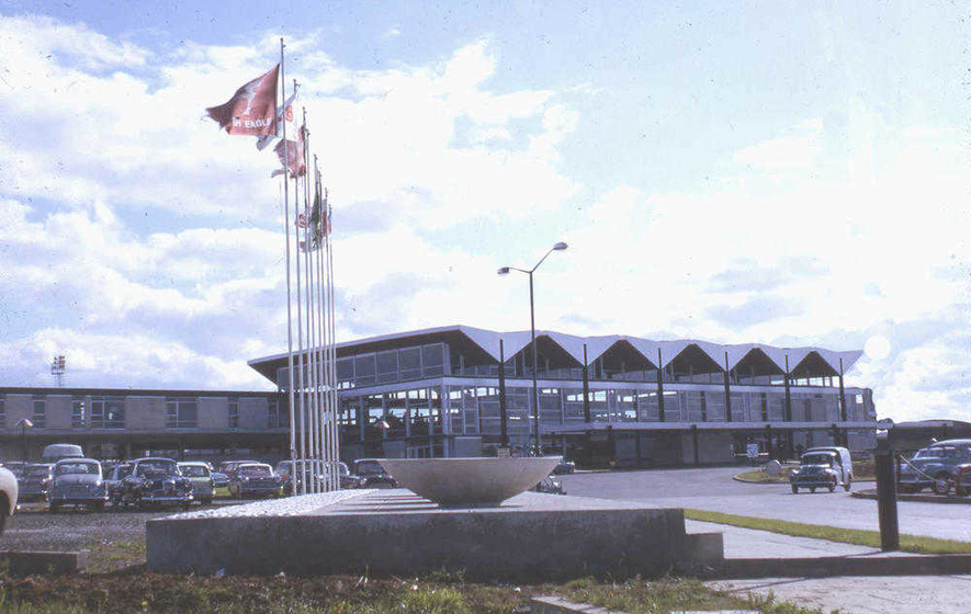 Gifted architect made his name with Aldergrove Airport