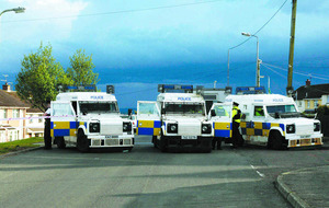Weapons find in Derry City Cemetery
