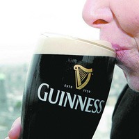 Stout performance by Diageo as Guinness sales soar in Ireland