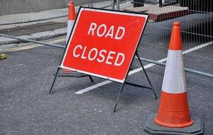 Road closures across Northern Ireland