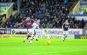 Andre Gray insists Burnley are looking forward to Arsenal test