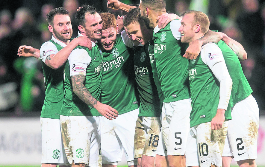 Hibernian prove a point to reach League Cup decider