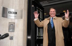 Terry Wogan, knight of a million breakfast smiles