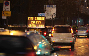 20mph speed limit introduced in Belfast city centre