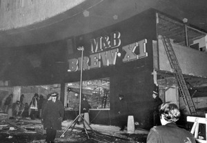Dublin solicitor questioned about IRA Birmingham pub bombings