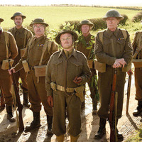 Dad's Army plot would barely stretch to an episode of classic series