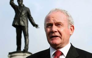 Martin McGuinness warns Cameron over EU Referendum date