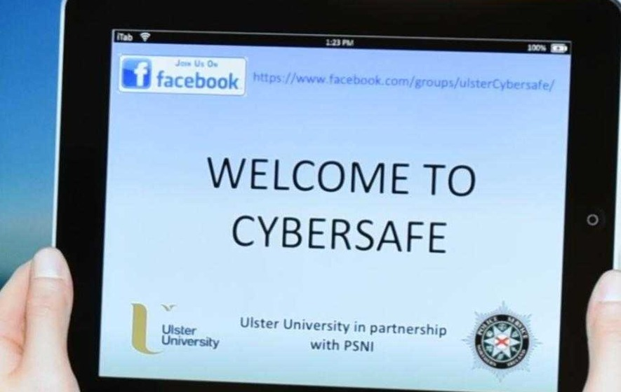 PSNI and Ulster University launch `Cybersafe' course