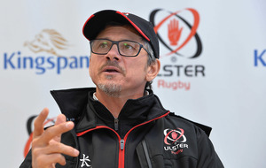 Roger Wilson as competitive as ever in battle for Ulster spot