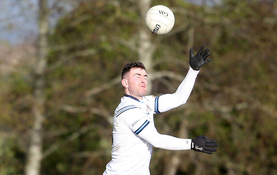 Patrick McBrearty to the fore in UU win over Garda College