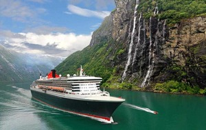 McCue Marine secures 'most prestigious contract to date' on Cunard vessel