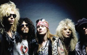 Watch this: The Most Dangerous Band In The World: The Story of Guns N' Roses