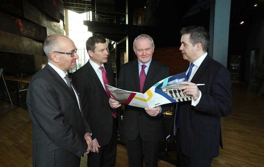 NIIRTA unveils 97-point plan to revive the north's retail sector