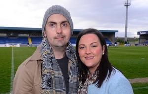 Former Derry City player Mark Farren dies aged 33