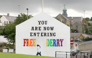 PSNI probe homophobic leaflets distributed in Derry