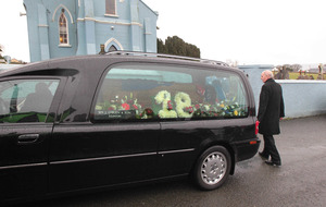 Funeral of Derry City star Mark Farren takes place in Donegal