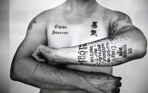 Video: 'Tattooed republicans' exhibition opens in Belfast