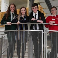 Pupils from across Belfast give their ideas for future