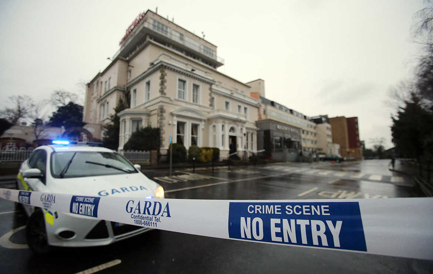 Man shot dead and two injured at Dublin boxing weigh-in