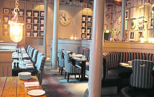 Eating Out: Belfast's Malmaison hotel a total winner