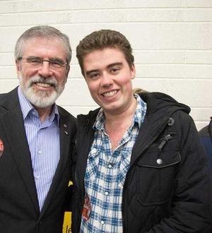 Frostbit Boy 'confused Gerry Adams with Pierce Brosnan'