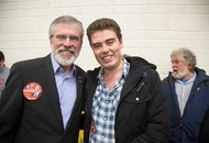 Frostbit Boy 'confused Gerry Adams with Pierce Brosnan'