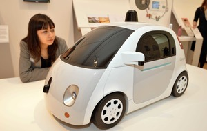 Google driverless cars trial set to hit the streets of London