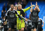 Leicester in dreamland after win at Manchester City
