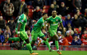 Liverpool squander two-goal lead against Sunderland