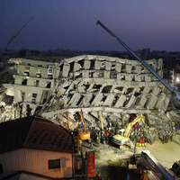More survivors pulled from Taiwan earthquake rubble