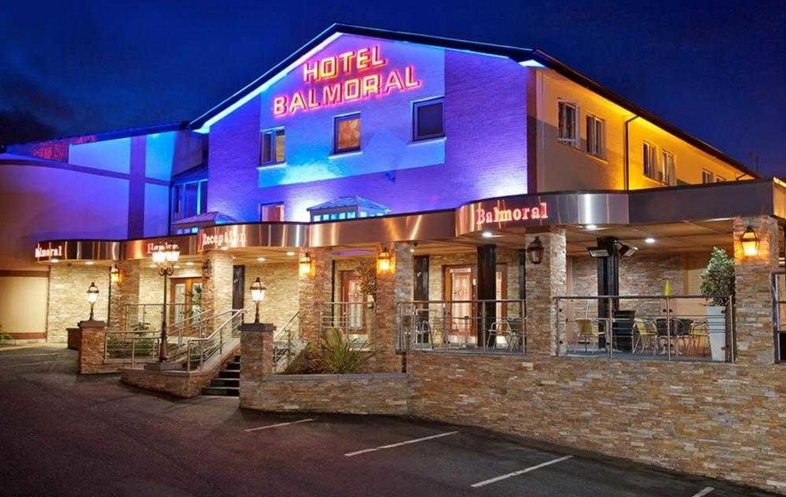 Balmoral Hotel to remain open despite going into administration