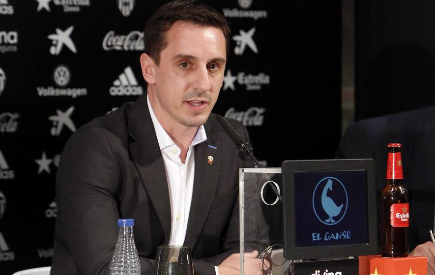 Valencia's Gary Neville aware of the consequences of bad run