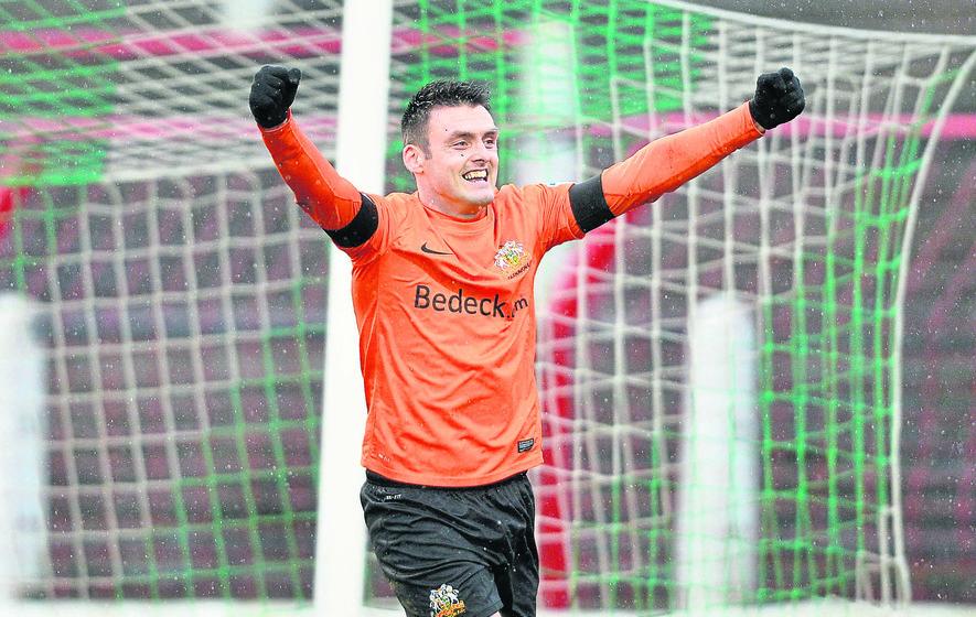 Glenavon's Irish Cup victory was for Farren, says Hamilton