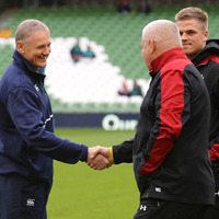 Gatland and Schmidt react to Ireland and Wales draw