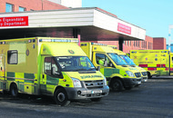 50 new ambulances to be bought in €18m investment in Republic