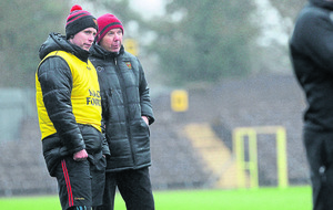Down were unlucky to lose claims Eamonn Burns
